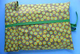 cloth gift bags reusable christmas gift bags shiny happy world