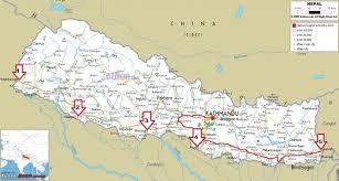 India Map With Cities by Self Driven Road Trip Siliguri W B To Kathmandu Nepal Page
