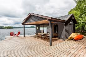 Cottages For Sale Muskoka 1 1 million for a lake of bays cottage with lots of outbuildings