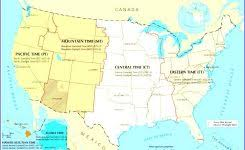 us map with state abbreviations and time zones map of united states by time zone printable blank map of united