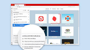 giving you the browser you want vivaldi browser