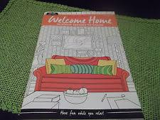 welcome home interiors 1 kappa designer coloring book welcome home interior designs