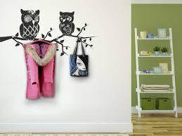 wandtatoo flur 20 ideen für flur gestaltung mit wandtattoos und garderobenhaken