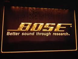 Neon Sign Home Decor Bose Systems Speakers Nr Led Sign U2013 Vintagily