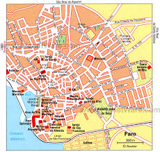Map Of Seville Spain by Top Tourist Attractions In Faro And Easy Day Trips Planetware