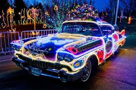 Decorated Jingle All The Way Best Holiday Decorated Cars On Mycarid