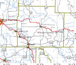 oregon county map oregon county missouri detailed profile houses real estate