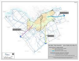 Map Of Ottawa Canada by Prescott Russell