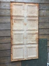 Tin Ceiling Panels by Antique Tin Ceiling Tiles Ebay