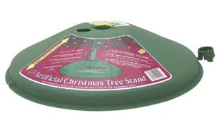 awesome firm green tree stand for real with