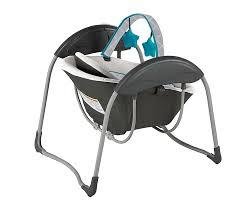 Amazon Baby Swing Chair Amazon Com Graco Glider Lite Baby Swing Finch Baby