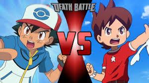 ash ketchum vs nathan adams death battle fanon wiki fandom