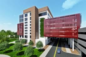 thompson parking garage design styles architecture