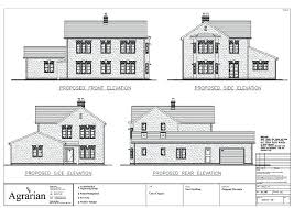 floor plans and elevations of houses detached house plans smart halyava