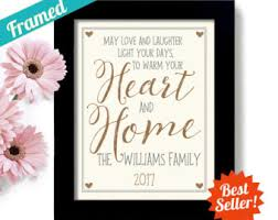 New House Gift Housewarming Gift Idea First Home Welcome Home Personalized