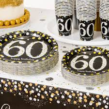 60th birthday decorations 60th birthday party themes ideas party supplies party delights
