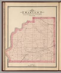Illinois Blank Map by Harlem Township Winnebago County Illinois David Rumsey