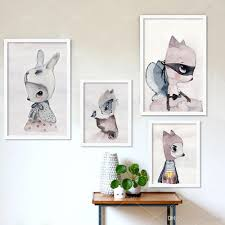nordic decoration 2018 nordic decoration girls wall art prints canvas posters and