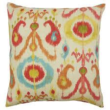 pillows ikea ikat throw pillow cover 100 superior quality cotton