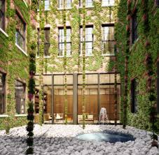 new york apartment courtyard google search indoor outdoor