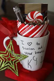 gift mugs with candy great christmas gift for kids to make and give personalized mugs