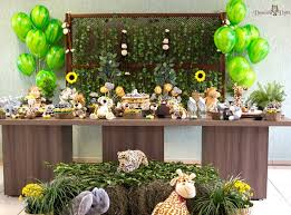 jungle theme birthday party jungle themed birthday party guest feature celebrations at home