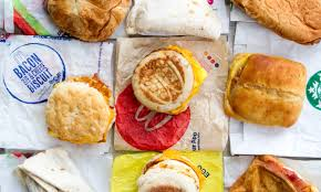 i ate 9 fast food breakfast sandwiches in one day and here u0027s the
