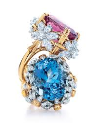 tiffany blue rings images Tiffany co blue book collection 2014 jewels glamour jpg