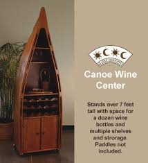 Canoe Bookcase Furniture Two Day Design Wine Canoe Bookcase