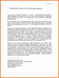 Academic Recommendation Letter Template by 11 Recommendation Letter Sample For Admission Life
