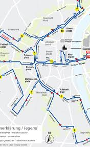 Map Of Cologne Germany by