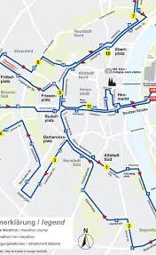 Bonn Germany Map by