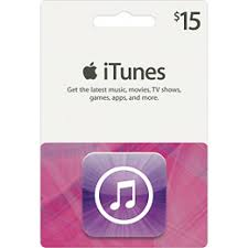 15 gift cards itunes gift card apple tv usa iphone app code emailed 15