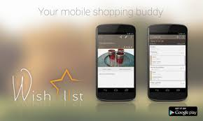 wish list app app 2 2 my wish list app wish l st android development and