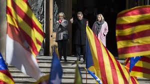 internationale presse catalonia votes