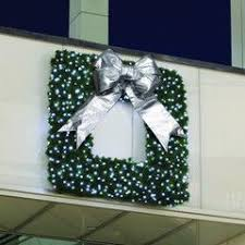 Large Christmas Decorations Commercial by 82 Best Commercial Christmas Decorations Images On Pinterest