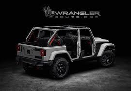 jeep wrangler orange and black leaked first images of the 2018 jl wrangler u2013 extremeterrain com blog