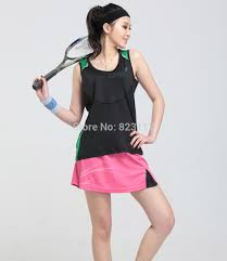 tenis woman sleeveless tennis set women u0027s running golf dress for