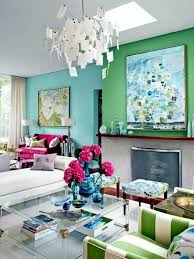 what color goes with green wall color mint green gives your living room a magical flair