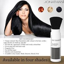 black at root of hair amazon com jonathan product root touch up black 4g 0 14 oz beauty