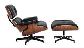 Ottoman Price Charles Eames Lounge Chair With Ottoman Top Grain Italy