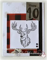 krista u0027s crafty corner joyful stars blog hop 40th birthday card