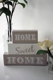 Decorative Letter Blocks For Home Home Sweet Home U0027 Shelf Block Letters By Hush Baby Sleeping
