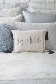 How To Place Throw Pillows On A Bed Blog U2014 The Grace House