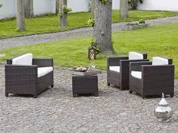 canap r sine table de jardin resine tressee marron meilleur idées de conception