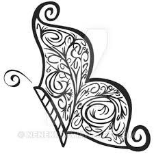 butterfly swirls by neneki on deviantart