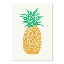 Pineapple Outdoor Rug Pineapple Wall Art Wayfair
