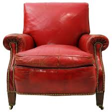 Leather Club Armchair Red Leather Club Chair U2013 Coredesign Interiors