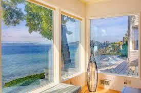 vacation home four stone beach house vashon wa booking com