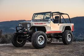 jeep scrambler lifted legacy scrambler jeep is a rare vintage 95 octane